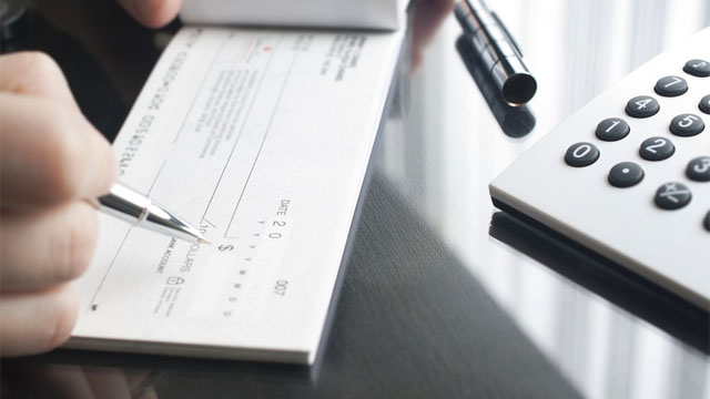 Virtual Services: Cheque Management